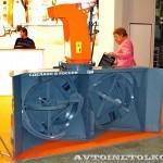 Торнадо Навигатор-НМ на выставке Дорога-2013 - 1