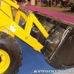 экскаватор-погрузчик Forway FW799 на выставке Дорога-2013 - 4