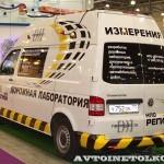 программно-аппаратный комплекс СВПД НПО Регион на базе Volkswagen T4 на выставке Дорога-2013 - 4