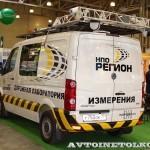 дорожная лаборатория НПО Регион на базе Volkswagen Crafter на выставке Дорога-2013 - 6