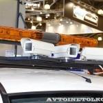 дорожная лаборатория РосДорТех RDT-Line Mini на базе FIAT Doblo на выставке Дорога-2013 - 3