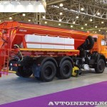 Kobit KBR-S8K на КамАЗ-65115 на выставке Дорога-2013 - 1