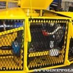роторный навесной снегоочиститель AM-2500 Arctic Machine на выставке Дорога-2013 - 3
