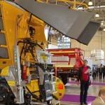 AM Combi на Volvo FMX Arctic Machine на выставке Дорога-2013 - 9