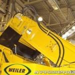 перегружатель асфальта Weiler E1250 на выставке Дорога-2013 - 3