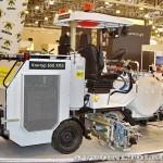 Разметочная машина Kontur 650ХПЭ СТиМ на выставке Дорога-2013 - 1