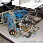 Разметочная машина Kontur 650ХПЭ СТиМ на выставке Дорога-2013 - 3