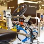 Разметочная машина Kontur 650ХПЭ СТиМ на выставке Дорога-2013 - 5
