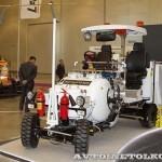 Разметочная машина Kontur 650ХПЭ СТиМ на выставке Дорога-2013 - 6