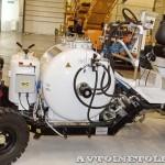 Разметочная машина Kontur 650ХПЭ СТиМ на выставке Дорога-2013 - 7