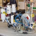 Разметочная машина Kontur 90ХП СТиМ на выставке Дорога-2013 - 1