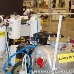 Разметочная машина Kontur 90ХП СТиМ на выставке Дорога-2013 - 2