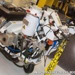 Разметочная машина Kontur 90ХП СТиМ на выставке Дорога-2013 - 4