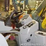фрезерно-роторный снегоочиститель Zaugg SF-65E с погрузчиком Kramer Allrad 480 на выставке Дорога-2013 - 1