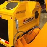 фрезерно-роторный снегоочиститель Larue D-35 с фронтальным погрузчиком DM-30 Волжанин на выставке Дорога-2013 - 1