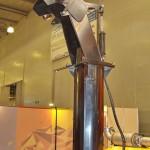 фрезерно-роторный снегоочиститель Larue D-35 с фронтальным погрузчиком DM-30 Волжанин на выставке Дорога-2013 - 3