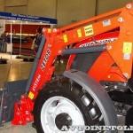 Zetor Major-80 с фронтальным погрузчиком Metal-Fach на выставке Дорога-2013 - 1
