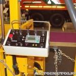 Укладчик обочин Madrog UP-300 на выставке Дорога-2013 - 1