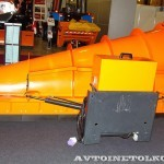 передний отвал MAD-32 Madrog на выставке Дорога-2013 - 1