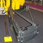 Укладчик обочин Madrog UP-300 на выставке Дорога-2013 - 3