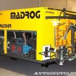 Дорожный ремонтер Madrog Madpatcher на выставке Дорога-2013 - 3
