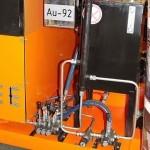 Мобильный рециклер асфальта Бастион-СПб на выставке Дорога-2013 - 6