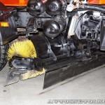 КО-829АМ на шасси МАЗ-4380 Коммаш Арзамас на выставке Дорога-2013 - 2