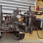 дорожная фреза Roadtec RX-700 на выставке Дорога-2013 - 2