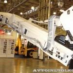 дорожная фреза Roadtec RX-700 на выставке Дорога-2013 - 4