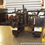 дорожная фреза Roadtec RX-700 на выставке Дорога-2013 - 6