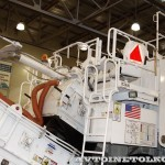 Перегружатель асфальтовой смеси Roadtec SB-2500ex Shuttle Buggy на выставке Дорога-2013 - 4