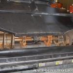 Перегружатель асфальтовой смеси Roadtec SB-2500ex Shuttle Buggy на выставке Дорога-2013 - 5