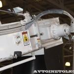 Перегружатель асфальтовой смеси Roadtec SB-2500ex Shuttle Buggy на выставке Дорога-2013 - 6