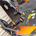 саморазгружаемая бетономешалка Ausa X-500RM на выставке Дорога-2013 - 4