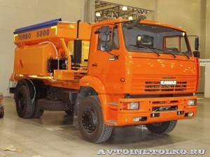 Дорожный ремонтер Kobit Turbo-5000 на выставке Дорога-2013 - 7