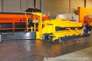 Укладчик обочин Madrog UP-300 на выставке Дорога-2013 - 5