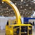 роторный навесной снегоочиститель AM-2500 Arctic Machine на выставке Дорога-2013 - 4