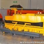 Укладчик обочин Madrog UP-300 на выставке Дорога-2013 - 6