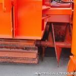 перегружатель асфальта БЦМ-262 Бецема на выставке Дорога-2013 - 5