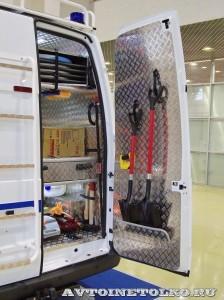 Автотехническая лаборатория Крим-Маркет на выставке Интерполитех 2013 - 2