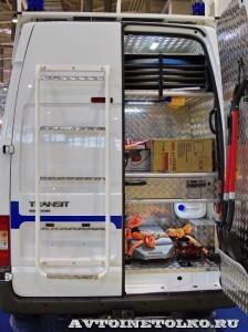Автотехническая лаборатория Крим-Маркет на выставке Интерполитех 2013 - 3