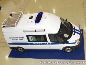 Автотехническая лаборатория Крим-Маркет на выставке Интерполитех 2013 - 8