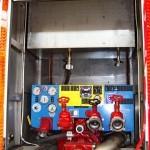 Пожарная автоцистерна АЦ 5,0-50-7 модель 003Б-ЧС на шасси  IVECO Trakker AD190T33 ООО Чибис  на выставке Комплексная Безопасность 2013 - 11