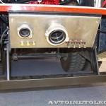 Пожарная автоцистерна АЦ 5,0-50-7 модель 003Б-ЧС на шасси  IVECO Trakker AD190T33 ООО Чибис  на выставке Комплексная Безопасность 2013 - 12