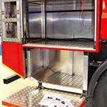 Пожарная автоцистерна АЦ 5,0-50-7 модель 003Б-ЧС на шасси  IVECO Trakker AD190T33 ООО Чибис  на выставке Комплексная Безопасность 2013 - 9