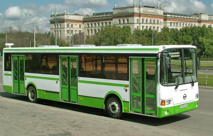 Группа ГАЗ поставит автобусы в Таджикистан - 1