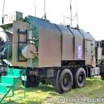Унифицированный командный пункт 9С737МК Ранжир-М1 на шасси Tata на Авиасалоне МАКС-2013 - 2