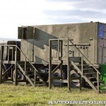 Автоматизированная система управления командного пункта зенитной ракетной бригады  73Н6МЭ Байкал-1МЭ на Авиасалоне МАКС-2013 - 2