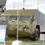 командный пункт 9С510Э из состава ЗРК Бук-М2Э на Авиасалоне МАКС-2013 -1