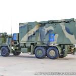 многофункциональная радиолокационная станция 50Н6Е из состава ЗРК С-350Е Витязь на Авиасалоне МАКС-2013 - 2